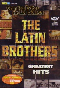 Cover art for  The Latin Brothers: Greatest Hits