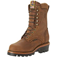 Boots Men s Jmax Logger Steel TE Steel Toed Work Shoe available at Amazon for Rs.49976