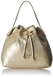 Baggit Women's Handbag (Gold)