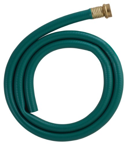 LDR 504 1300 Rubber Utility Drain Hose, 5-Foot (Hose Drain compare prices)