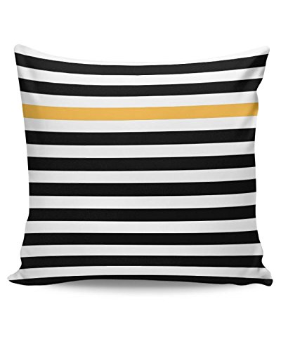 PosterGuy Cushion Covers - Happy Stripes | Designed by: LeviathanCustomz