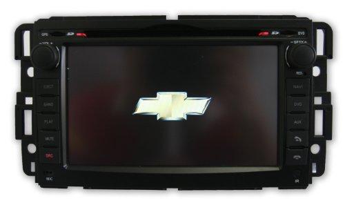 OttoNavi CH0712TH-WSS61NAX Chevrolet 07-12 Tahoe Multimedia ... on