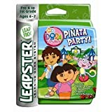 Leapfrog Leapster Arcade Dora Pinata Party Game 4-7yrs