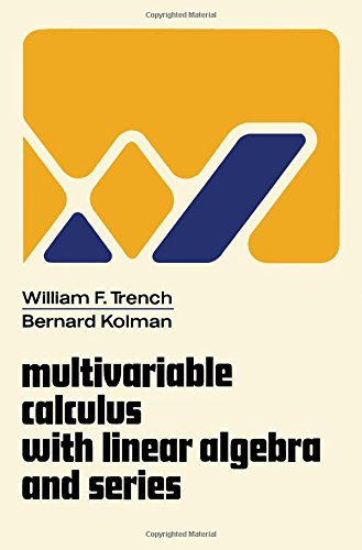 Multivariable Calculus with Linear Algebra and Series