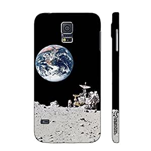 Samsung Galaxy S5 NASA designer mobile hard shell case by Enthopia