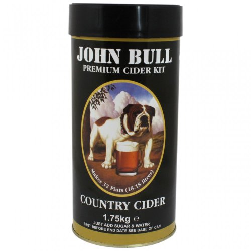 John Bull Traditional Country Apple Cider making kit.
