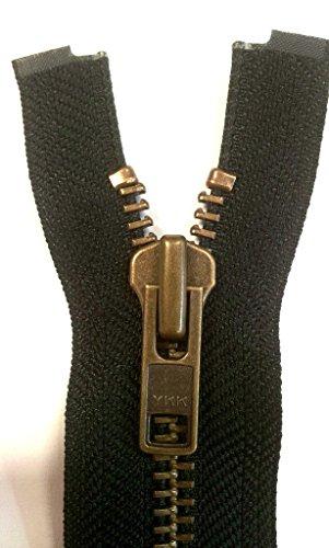 ykk-reissverschluss-starker-8-mm-1-weg-teilbar-schwarz-75-cm-metall-metallzahne
