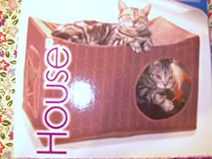 SmartyKat HammockHouse Hammock-Style Cat Condo House