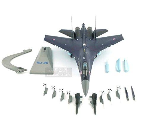 AirForce1 1/72 Sukhoi SU-35 (AFO969538DBL)  ミリタリープラモデル,ミリタリーミニチュア,ダイキャスト完成品,ミリタリーフィギュア