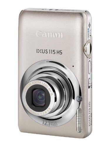 Imagen 1 de Canon IXUS 115 HS