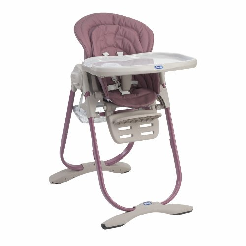 Chicco Polly Magic Highchair (Rose)
