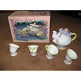 Beauty and the Beast Toy China Tea Set
