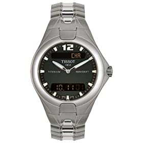 Tissot Men's Titanium Ana-Digi Watch #T65.7.588.61