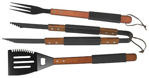 Brinkmann 3-Piece Non-Stick Grilling Tool Set