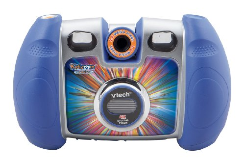 Vtech Kidizoom Twist Digital Camera - Blue (122803)