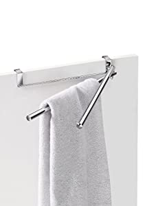 Tür-Handtuchhalter mit Schwenkarmen,1 Stück