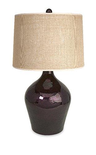 Imax Corporation 20249 Paige Glass Lamp