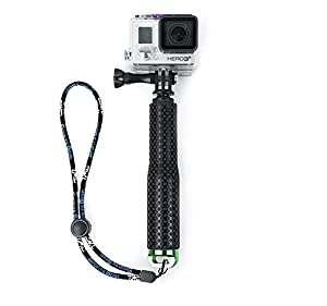 Selfie Stick, JoyiQi Foldable Aluminum Handheld Monopod For GoPro Hero 2/3/3+/4