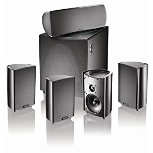 Definitive Technology QDVA ProCinema 600 120v Speaker System