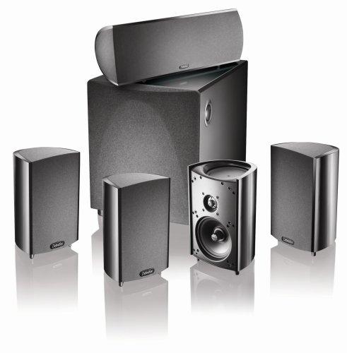 Definitive Technology ProCinema 600 5.1 Speaker System (Set of Six, Black)