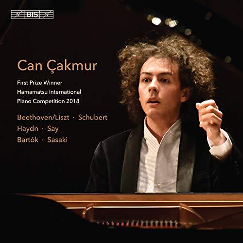 SACD : CAN CAKMUR - Piano Recital (Hybrid SACD)