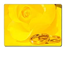 buy Liili Placemat Yellow Rose With Wedding Rings Image Id 33978071 Customized Stain Resistance Collector Kitchen Table Top Desk Drink