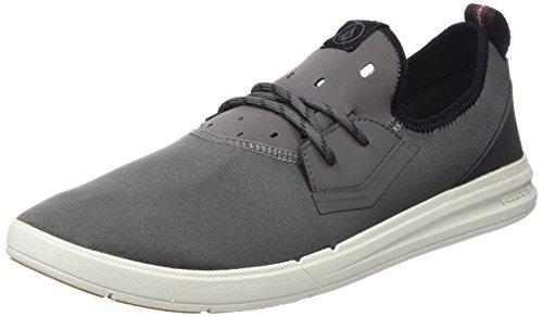 VolcomDraft Shoe - Scarpe da Skateboard Uomo , Grigio (Grau (Cool Grey CGR)), 44