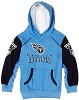 NFL Tennessee Titans QB Jersey Hoodie - R16Ntt23 Boys' by Reebok