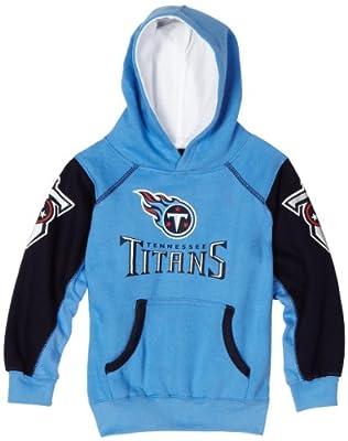 NFL Tennessee Titans QB Jersey Hoodie - R16Ntt23 Boys'