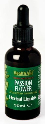 HealthAid Passion Flower (Passiflora incarnata) Liquid 50ml