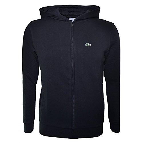 lacoste-kids-black-hooded-sweatshirt-8-years-128cm