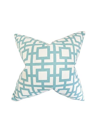The Pillow Collection 18 Regatta Pillow, Navy