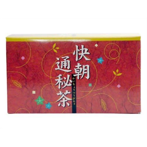 昭和製薬 快朝通秘茶 5.5g×54