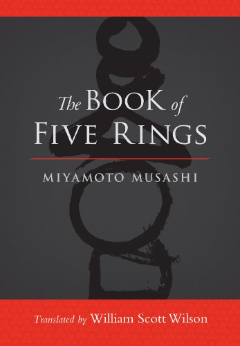 Shiro Tsujimura, William Scott Wilson  Miyamoto Musashi - The Book of Five Rings