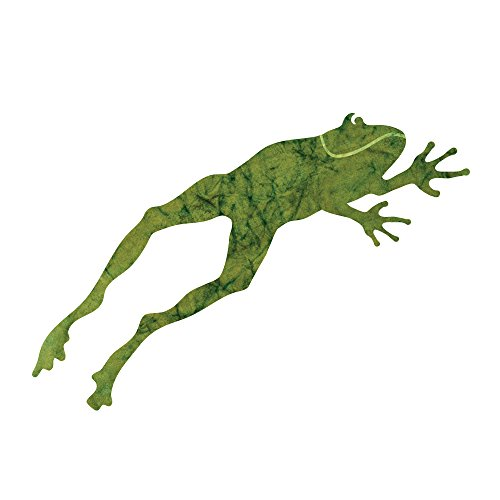 Leaping Frog Decal Sticker (Leaping Right) front-1062328