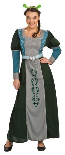 Rubie's Costume Co - Princess Fiona Shrk 4 Std