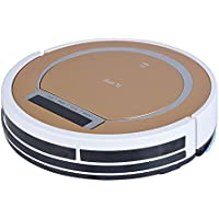 iLife X5 Smart Robotic Vacuum Cleaner (Tyrant Gold)
