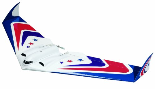 Great Planes Slinger Elec Flying Wing Arf Rc Airplane