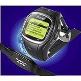 最新腕時計GPSナビゲーション/ハートレートモニター付心拍計GSPORT/GH-625XT