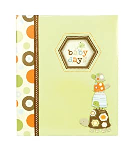 Carter's Loose Leaf Keepsake Memory Book of Baby's First 5 Years, Laguna