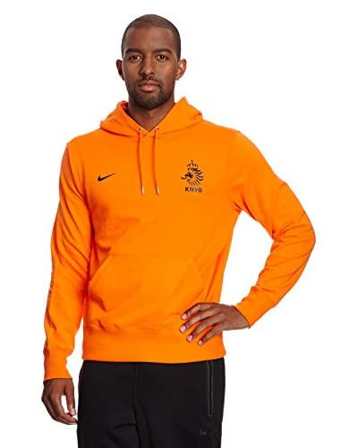 Nike Felpa Cappuccio Dutch [Arancione]