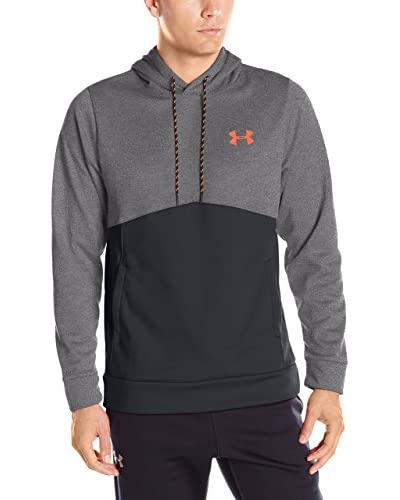 Under Armour Sudadera con Capucha Storm Af Twist ie Negro / Gris