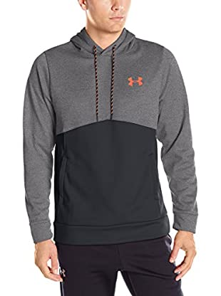 Under Armour Sudadera con Capucha Storm Af Twist ie (Negro / Gris)