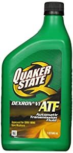 Quaker State 5073175-Parent DEXRON VI Automatic Transmission Fluid - from Quaker State