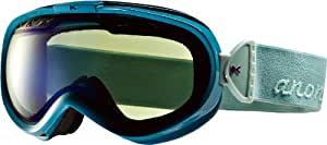 Anon Women's Solace Painted Goggles - Meadow/Blue Lagoon