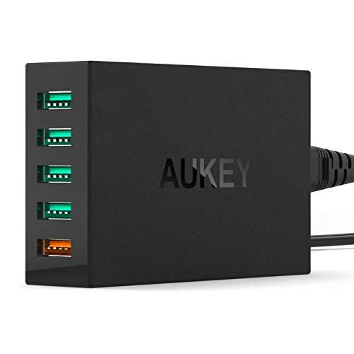 aukey-quick-charge-20-usb-ladegerat-54w-5-ports-4-ports-mit-aipower-1-port-mit-quick-charge-20-fur-h