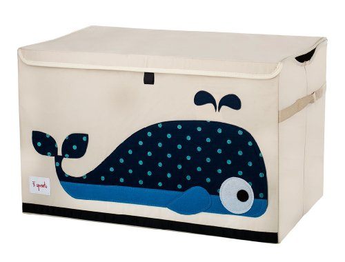 Sale!! 3 Sprouts Toy Chest, Whale