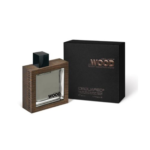 Dsquared Eau de Toilette He Rocky Mountain Wood 50 ml