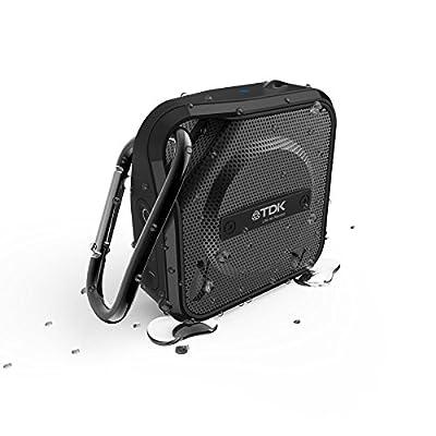 TDK Life On Record Trek Bluetooth Wireless Speaker