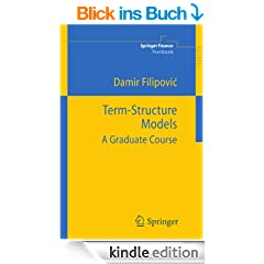Term-Structure Models (Springer Finance / Springer Finance Textbooks)
